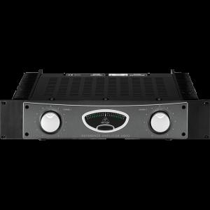 BEHRINGER A500 500-Watt Reference-Class Studio Power Amplifier