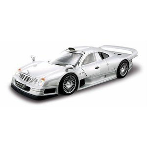 Maisto 1:24 ASSEMBLY LINE 1:26 AL Mercedes-Benz CLK-GTR (Street Version) 39949