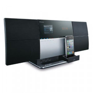 Pioneer X-SMC3-S Music Tap AirPlay Music System (Black)