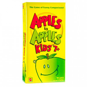 Apples to Apples - Kids Edition - The Game of Crazy Comparisons
