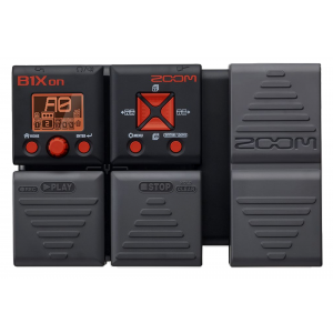 Zoom B1 XON Effects Pedal (4 x AA Batteries)
