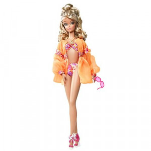 Barbie Palm Beach Swimsuit Doll