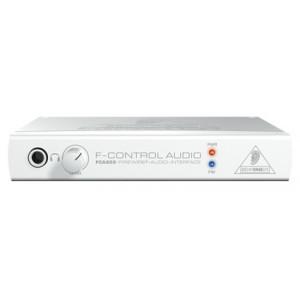 BEHRINGER F-CONTOL AUDIO FCA202 FireWire Audio Interface