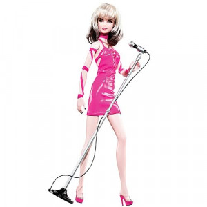 Barbie Ladies of the 80s Debbie Harry Doll