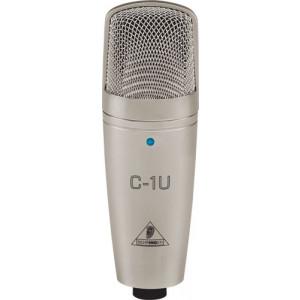 BEHRINGER USB Studio Condenser Microphone C-1U