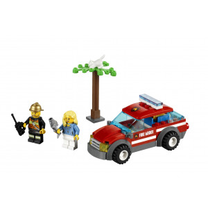 LEGO® City Fire Chief Car 60001