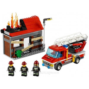 LEGO® City Fire Emergency 60003