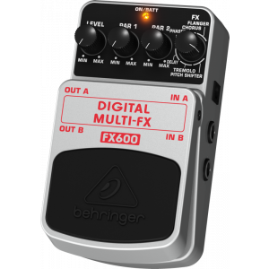 BEHRINGER DIGITAL MULTI-FX FX600 Stereo Multi-Effects Pedal