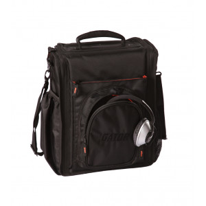 """GATOR G-CLUB CDMX -10 / Carry Bag for Small DJ CD Players or 10"""" Mixers"""