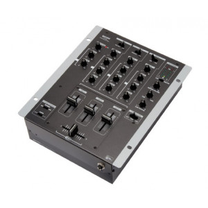 Gemini PS-626X Professional 3 Channel Stereo Mixer
