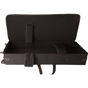 Gator GK-88 / Rigid EPS Foam Lightweight Case w/ Wheels for 88 Note Keyboards-Black