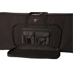 Gator GK-49 / Rigid EPS Foam Lightweight Case w/ Wheels for 49 Note Keyboards