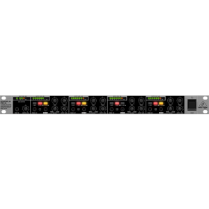 BEHRINGER POWERPLAY PRO-XL HA4700 4-Channel Headphones Amplifier System