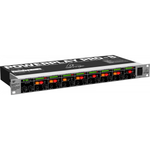 BEHRINGER POWERPLAY PRO-8 HA8000 8-Channel High-Power Headphones Distribution Amplifier