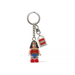 LEGO® Super Heroes Wonder Woman Key Chain 853433