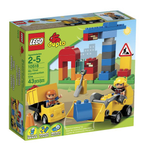 LEGO® DUPLO® My First Construction Site 10518