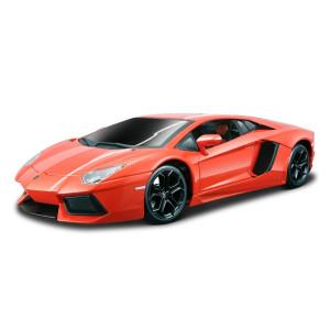 Maisto R/C 1:24 Lamborghini Aventador LP700-4 (Metallic Red)
