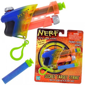 Nerf N-Strike Secret Target Strike