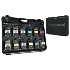 BEHRINGER PEDAL BOARD PB1000 Effects Pedal Floor Board