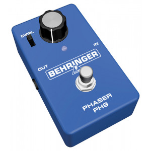 BEHRINGER PHASER PH9 Classic 90° Phase Shifter