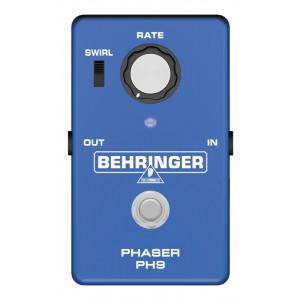BEHRINGER PHASER PH9 Classic 90° Phase Shifter