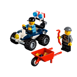 LEGO® City Police ATV 60006