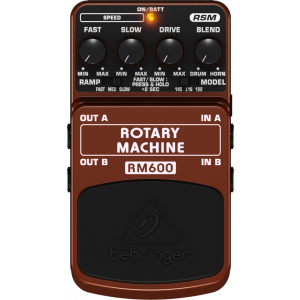 BEHRINGER ROTARY MACHINE RM600 Modeling Effects Pedal