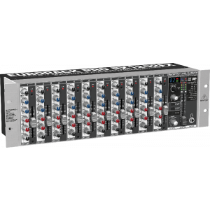 BEHRINGER EURORACK PRO RX1202FX Mixer with Premium Mic Preamplifiers Multi-FX Processor