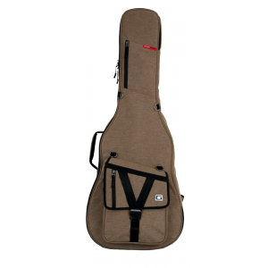 Gator GT-ACOUSTIC-TAN / Transit Acoustic Guitar Bag; Tan