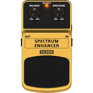 BEHRINGER SPECTRUM ENHANCER SE200 Sound Enhancement Effects Pedal