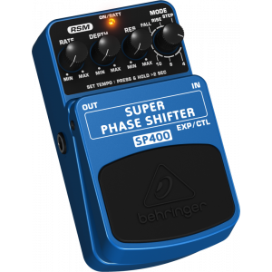 BEHRINGER SUPER PHASE SHIFTER SP400 Effects Pedal