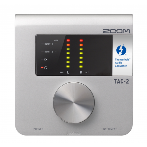 Zoom TAC-2 /Thunderbolt Audio Interface