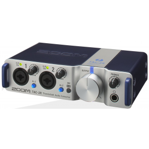 Zoom TAC-2R/ Thunderbolt Audio Interface