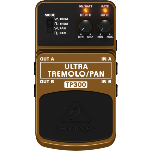 BEHRINGER ULTRA TREMOLO/PAN TP300 Effects Pedal