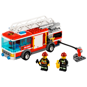 LEGO® City Fire Truck 60002