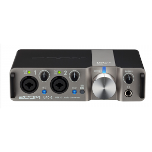 Zoom UAC-2 /USB 3.0 Audio Interface