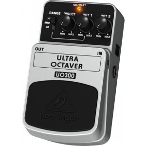 BEHRINGER ULTRA OCTAVER UO300 3-Mode Effects Pedal