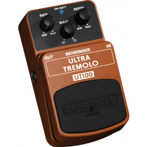 BEHRINGER ULTRA TREMOLO UT100 Effects Pedal