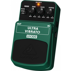 BEHRINGER ULTRA VIBRATO UV300 Effects Pedal