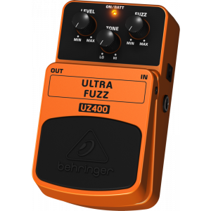 BEHRINGER ULTRA FUZZ UZ400 Distortion Effects Pedal