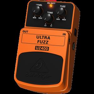 BEHRINGER ULTRA FUZZ UZ400 Distortion Effects Pedal