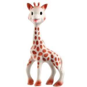 Vulli Sophie the Giraffe Teether Baby Toy