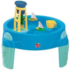 Step 2 WaterWheel Activity Play Table