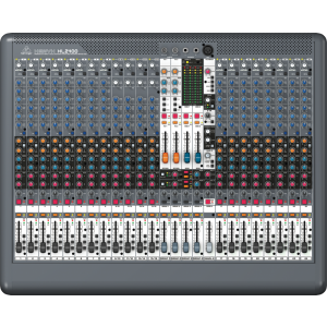 BEHRINGER XENYX XL2400 Live Mixer with XENYX Mic Preamps and British EQs