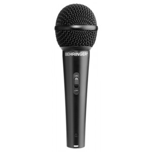 BEHRINGER ULTRAVOICE XM1800S Dynamic Cardioid Vocal Microphones 3-Pack