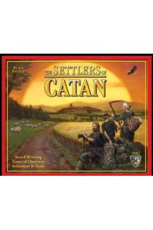 The Settlers of Catan Game